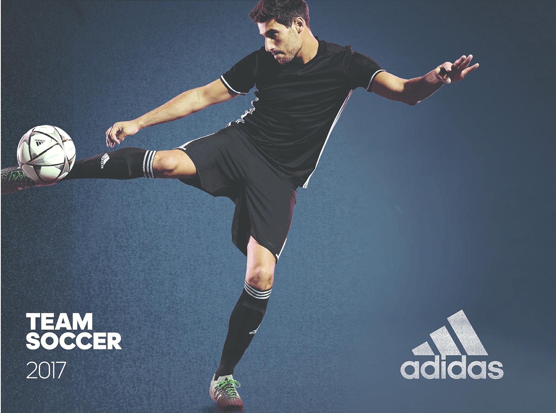adidas soccer 2017 catalog